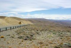 Pampas of Patagonia Royalty Free Stock Photo
