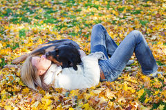 Pampered pets Stock Photo