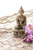 Pampering with Buddhism in mind Royalty Free Stock Photo