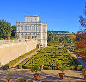 Pamphili de villa à Rome Photo stock