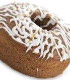 Pampkin Cake Stock Image