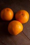 Pamplemousses : source de vitamine C Image libre de droits
