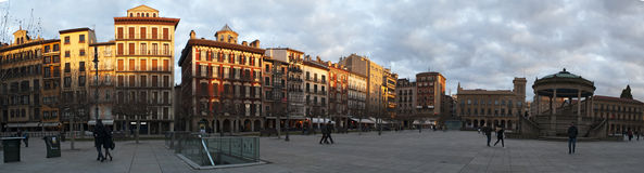 Pamplona, Basque Country, Spain, Europe Royalty Free Stock Photos