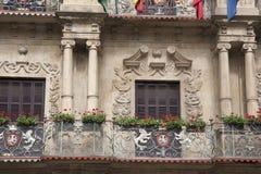 Pamplona City Hall, Navarra Stock Photography