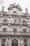 Pamplona City Hall, Navarra, Spain Royalty Free Stock Image