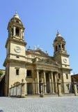 Pamplona domkyrka, verkliga Santa Maria La, Spanien Fotografering för Bildbyråer