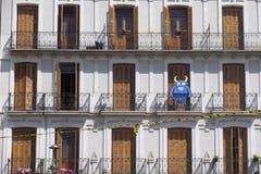pamplona Hiszpanii Zdjęcie Stock