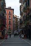 Pamplona, la Navarre, pays Basque, Espagne, l'Europe Photo stock