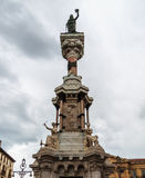 Pamplona monument Royalty Free Stock Photo