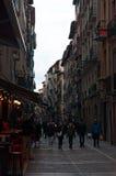 Pamplona, Navarra, país Basque, Espanha, Europa Fotografia de Stock