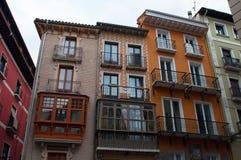 Pamplona, Navarre, Baskijski kraj, Hiszpania, Europa Fotografia Stock