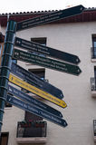 Pamplona, Navarre, Baskijski kraj, Hiszpania, Europa Obrazy Stock