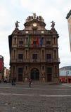 Pamplona, Navarre, Baskijski kraj, Hiszpania, Północny Hiszpania, Iberyjski półwysep, Europa Obrazy Stock