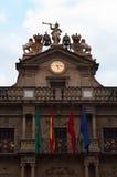 Pamplona, Navarre, Baskijski kraj, Hiszpania, Północny Hiszpania, Iberyjski półwysep, Europa Zdjęcie Royalty Free