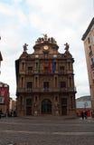 Pamplona, Navarre, Baskijski kraj, Hiszpania, Północny Hiszpania, Iberyjski półwysep, Europa Zdjęcie Stock