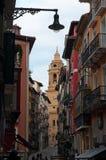 Pamplona, Navarre, Basque Country, Spain, Europe Stock Photos
