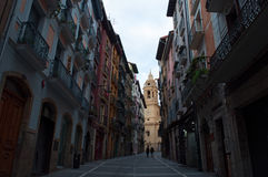 Pamplona, Navarre, Basque Country, Spain, Europe Royalty Free Stock Image