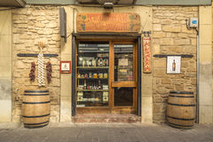 Pamplona in Spain Royalty Free Stock Photo