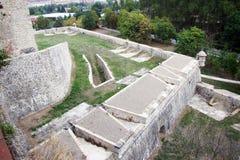 Pamplona stary fort Zdjęcie Royalty Free