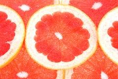 Pamplumossas vermelhas maduras Imagens de Stock