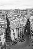 Pampona from the top Stock Image