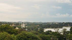 Pampulha, Belo Horizonte, Brésil Photographie stock libre de droits