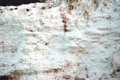 Pamukkale,土耳其风景, 免版税库存照片