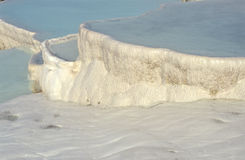 Pamukkale Photo stock