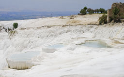 Pamukkale Royalty Free Stock Photos