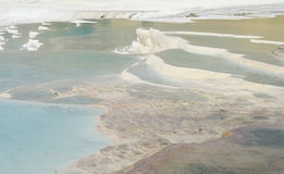 Pamukkale Royalty Free Stock Images