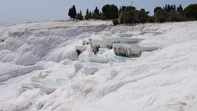 Pamukkale Fotos de Stock Royalty Free