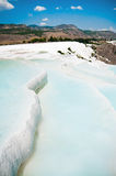 Pamukkale en Turquie Photos stock