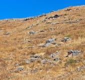 Pamukkale - Hierapolis Stock Photo