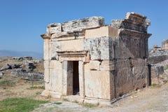 Pamukkale - Hierapolis Royalty Free Stock Photography