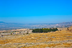 Pamukkale - Hierapolis Royalty Free Stock Images