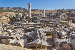 Pamukkale - Hierapolis Image stock
