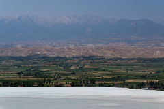 Pamukkale Hierapolis Royalty Free Stock Photos