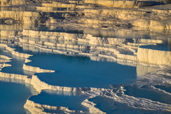 Pamukkale Minerals Stock Photography