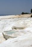 Pamukkale. Phénomène de nature. Photos stock
