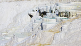 Pamukkale pool Royalty Free Stock Photography