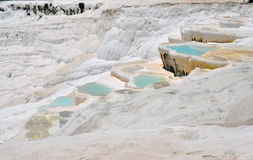 Pamukkale Royalty Free Stock Photo