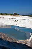 Pamukkale Turkey 2 Royalty Free Stock Images