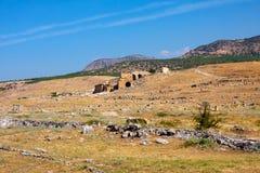Pamukkale, Turkey Stock Images