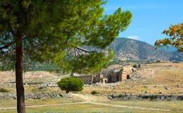 Pamukkale, Turkey Royalty Free Stock Photography