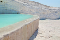Pamukkale Turkey Royalty Free Stock Photos