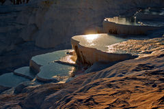 Pamukkale Turkey 6 Stock Photo