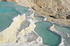 Pamukkale Turkey Stock Images
