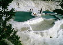 Pamukkale,Turkey Royalty Free Stock Image