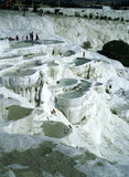 Pamukkale,Turkey Stock Image