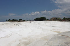 Pamukkale in Turkey Stock Images